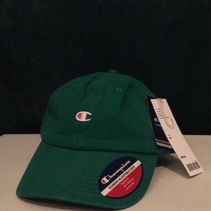 Women's Adjustable Champion baseball hat